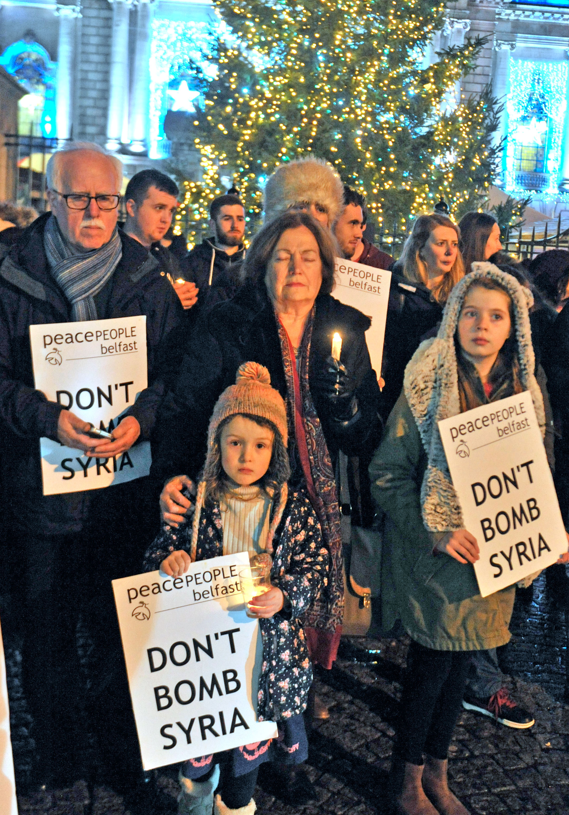 Dont Bomb Syria - website