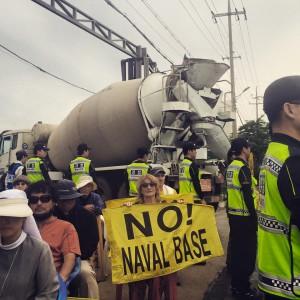 Women Peace Activists Cross North-South Korea Border