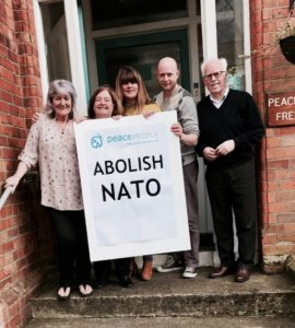 The Peace People Call To Abolish Nato