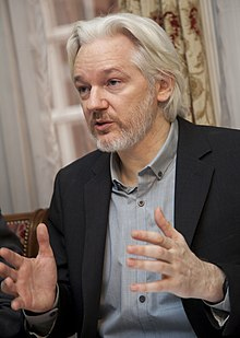 NOMINATION OF MR. JULIAN ASSANGE, EDITOR-IN-CHIEF, WIKILEAKS, FOR THE 2019 NOBEL PEACE PRIZE
